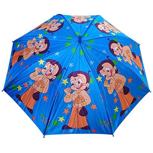 Umbrella for Kids | Kids Umbrella for Boys | Chota bheem Umbrella for Kids | Umbrella for Kids Girls | Multi-Color Umbrella for Boys by Five Star