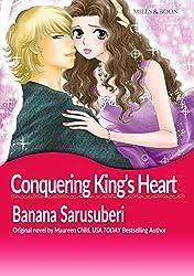 CONQUERING KING'S HEART (Mills & Boon comics)