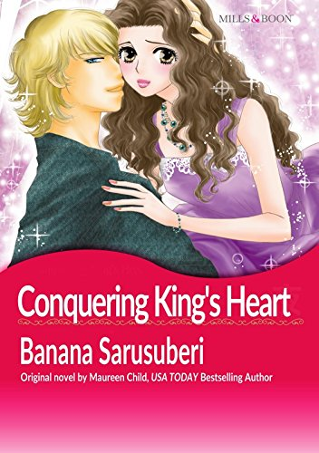 CONQUERING KING'S HEART (Mills & Boon comics)
