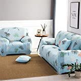 MAXSFT Stretch-Sofabezug Universal-Vier-Jahreszeiten-Sofa Schutzhülle Stretch-Sofabezug All Inclusive 1 2 3 4-Sitzer-Sofabezug,5,L