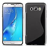 Samsung Galaxy J5 (2016) HCN phone® S-Line-Custodia in Silicone Gel TPU, Custodia morbida per Samsung Galaxy J5 (2016)