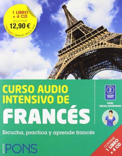 Curso audio intensivo de francés (Pons - En La Empresa) (Frances Intensif)