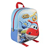 Super Wings 2100001660 Mochila Infantil