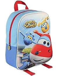 Preisvergleich für Artesanía Cerdá Kinder-Rucksack Super Wings