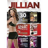 Jillian Michaels Triple DVD Boxed Set