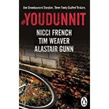 #Youdunnit: Three Short Stories (David Raker)