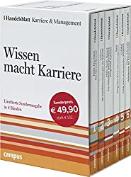 Handelsblatt Karriere und Management Bd. 1-6. Gesamtausgabe