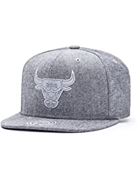 Mitchell & Ness Italian Washed Chicago Bulls Snapback Cap