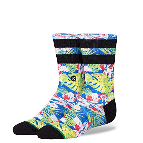 Stance Yada Crew Socks in Blue