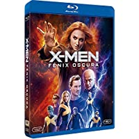 X-Men: Fénix Oscura Blu-Ray