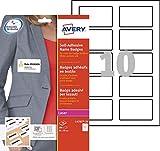 Avery L4785-20. Caja de 200 identificativos adhesivos acedado se seda 80 x 50 mm