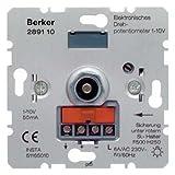 Berker 289110 Elektronische Drehpotentiometer 1-10V 4011334255765
