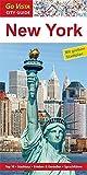 New York: Reiseführer mit extra Stadtplan [Reihe Go Vista] (Go Vista City Guide)