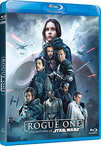 Rogue One: Una Historia De Star Wars...