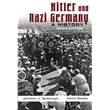 Hitler and Nazi Germany (6th Edition) 6th by Spielvogel, Jackson J., Redles, David (2009) Paperback