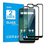 apiker [2 Pack Screen Protector Compatible for XiaoMi Mi A2