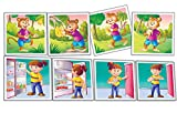 Enlarge toy image: Creative Educational Pre-School Whats Next I