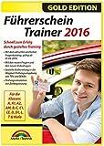 Führerschein Trainer 2016 - original amtlicher Fragebogen