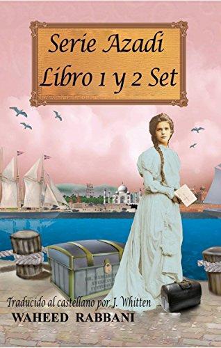 Serie Azadi Libro 1 y 2 Set por Waheed Rabbani
