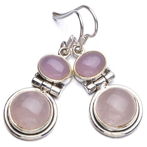 stargems-tm-natural-rose-quartz-boho-argent-sterling-925-boucles-doreilles-1-1-51-cm