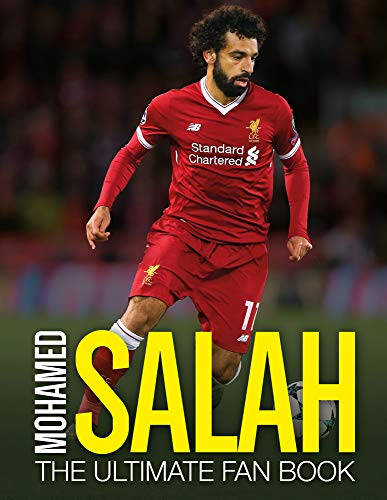Mohamed Salah (Ultimate Fan Book) por Adrian Besley