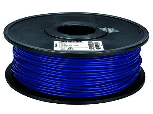 Fil pour imprimante 3D plastique PLA Ø3 mm bleu Velleman PLA3U1