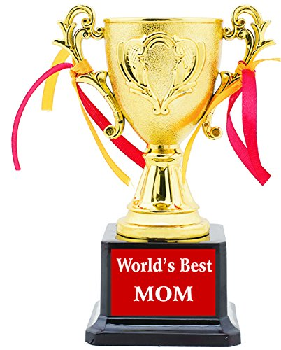 MOM GIFT:MOTHERS DAY GIFT:MOM BIRTHDAY GIFT TROPHY:AWARD BY AARK INDIA (PC00234)