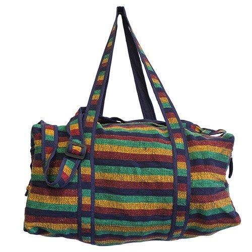 Moss Bonsai (Prairie Moss Motif–Coloré Népal Voyage Vacances Sacs en coton de qualité AW)