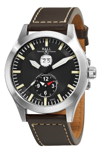 BALL WATCH Aviator Dual Time