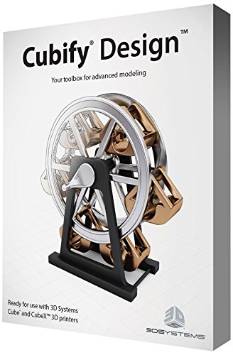 3D Systems 391270 Cubify Design Software