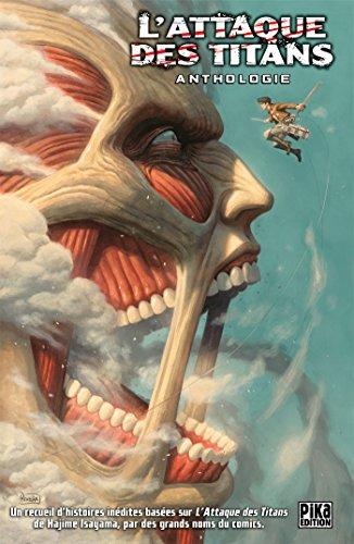L'Attaque des Titans : Anthologie