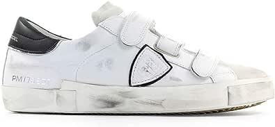 Philippe Model Sneaker Rips Mixage Bianco Nero Uomo SS 2020