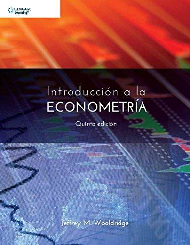INTRODUCCION A LA ECONOMETRIA 5ED.