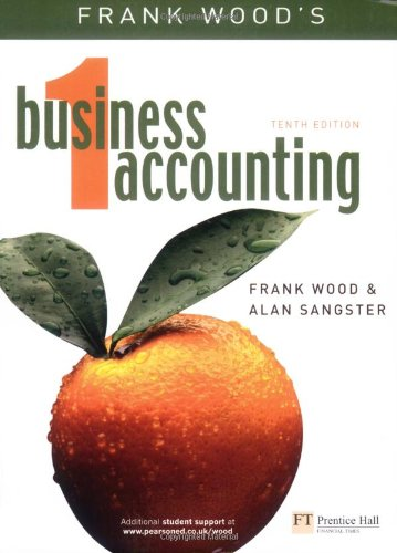 Business Accounting Volume 1: v. 1