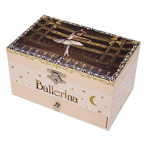 Trousselier - Ballerine - Grande Boite à Bijoux Musicale