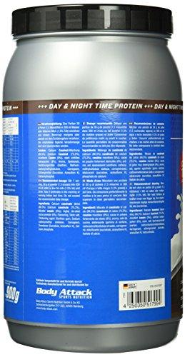 Body Attack 100% Casein Protein - 5