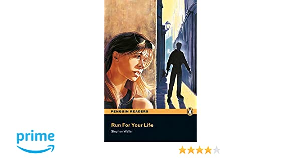 Level 1 run for your life book and cd pack pearson english graded level 1 run for your life book and cd pack pearson english graded readers amazon stephen waller 9781405878197 books fandeluxe Gallery
