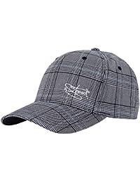 Original Flexfit Glen Check Baseball Cap von Yupoong in 2 Farben mit und ohne Stick