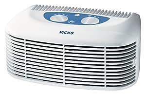 Vicks CleanAir Purificateur d'Air de Type Hepa