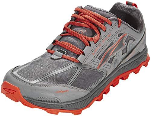 ALTRA Lone Peak 4 Running Shoes Herren Gray/orange Schuhgröße US 11 | EU 45 2019 Laufsport Schuhe