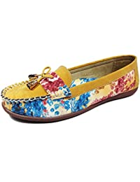 Loafers For Women Girls Casual Stylish And Party Wear Faux Leather Moccasins By Heel's
