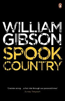 Spook Country (Blue Ant) by [Gibson, William]