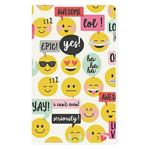 Simple Stories Emoji Love doc-it Journal, multicolore