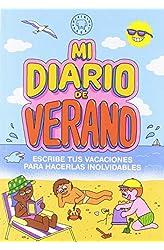 Descargar gratis Mi diario de verano: Escribe tus vacaciones para hacerlas inolvidables en .epub, .pdf o .mobi