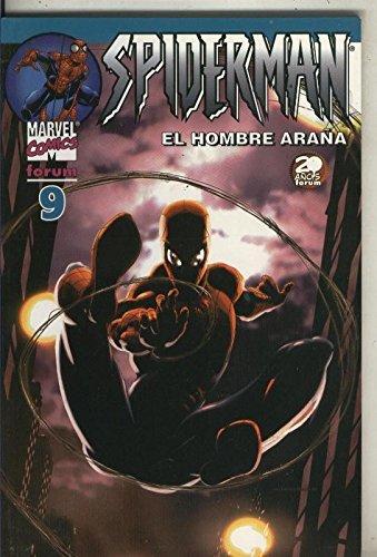Spiderman el hombre araña numero 09