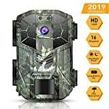 Best Wildlife Cameras - WiMiUS Wildlife Trail Camera 16MP 1080P HD IP66 Review