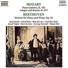 Beethoven / Mozart Klavierquintette