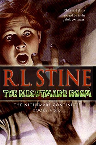 The Nightmare Room, Books 4-5-6: The Nightmare Continues! by Stine, R.L. (2005) Paperback