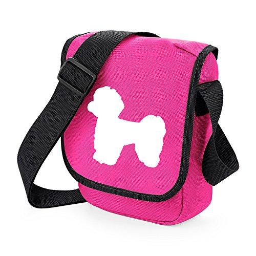 Bag Pixie - Borsa a tracolla unisex adulti Pink Bag