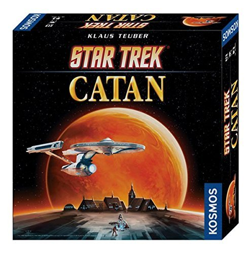 Star Trek Catan (German) by Kosmos